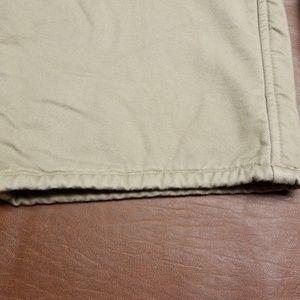 Eddie Bauer Pants - Eddie Bauer Fleece Lined Chinos